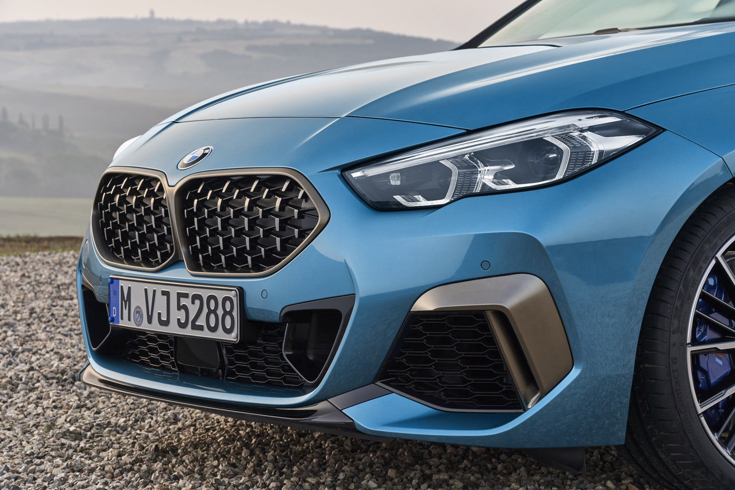 2020 bmw 228i m235i gran coupe unveiled as entry level sedans 2 series gc off 8