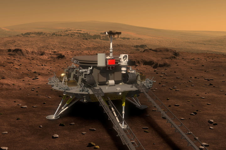 Here's All the Past, Present, and Future Missions to Mars   Digital Trends 13