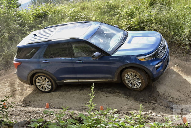 2020 Ford Explorer First Drive