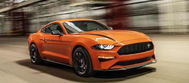 best commuter cars ford mustang