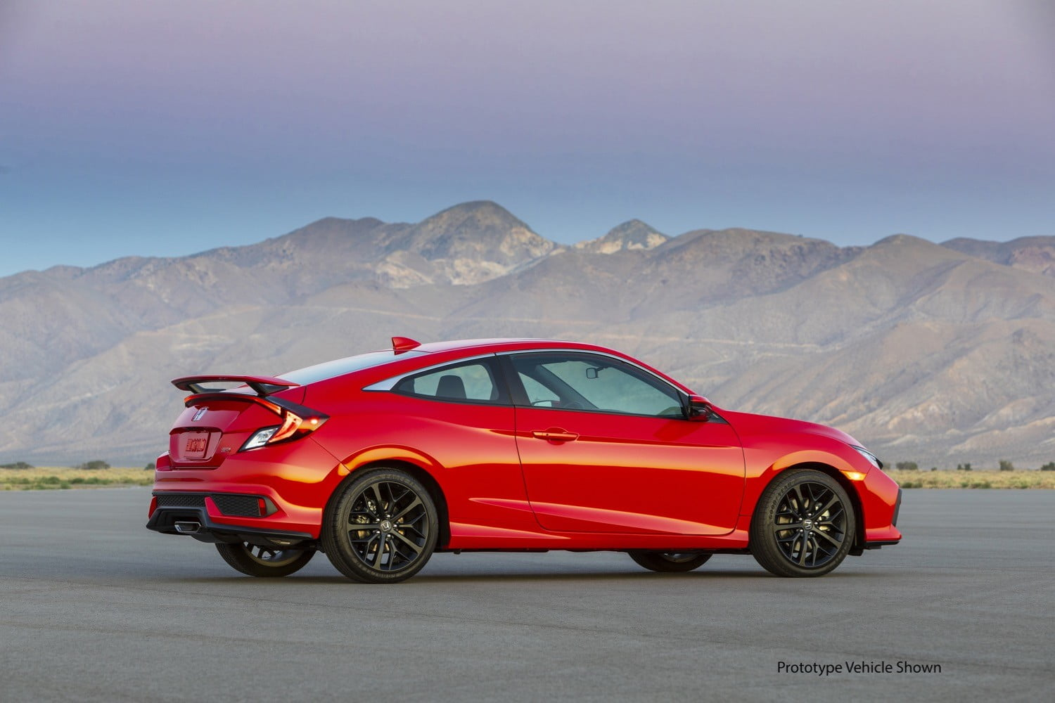 2020 honda civic si sedan and coupe pricing specs