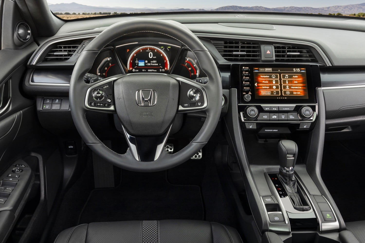2020 honda civic hatchback specs and pricing