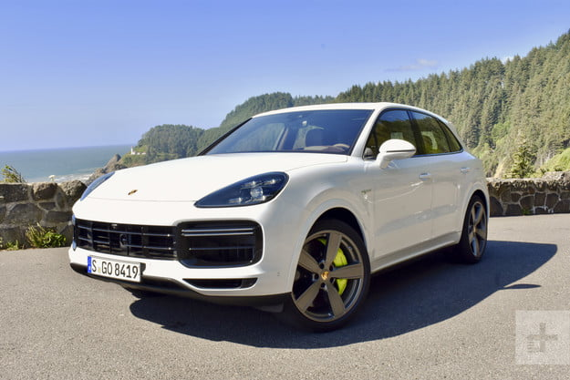 2020 Porsche Cayenne Turbo S E-Hybrid first drive review