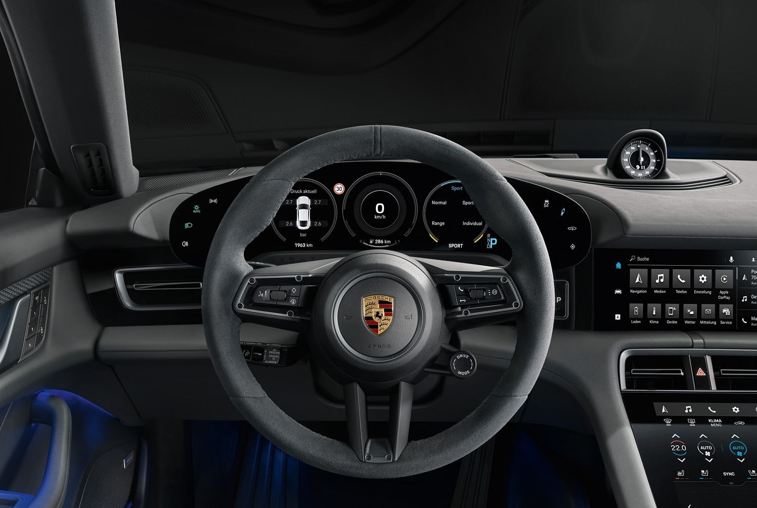 2020 porsche taycan 4s specs performance pricing announced 11