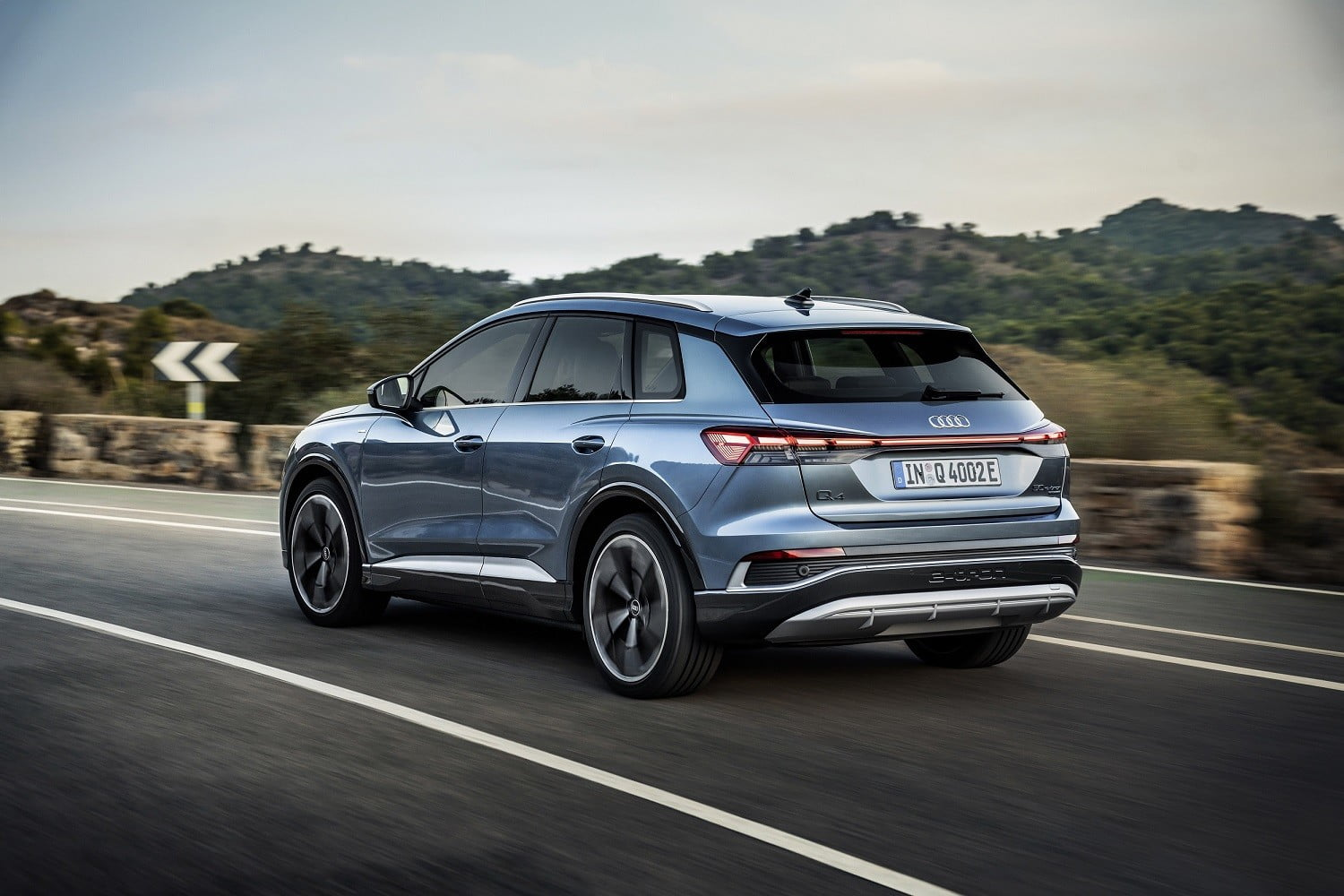 2022 audi q4 sportback e tron electric crossover unveiled