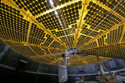NASA's Lucy spacecraft is in cruise mode, but solar array issue persists