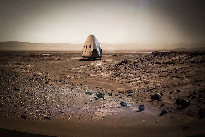 spacex appears to be on track for mars by 2018 but has legal hurdles clear