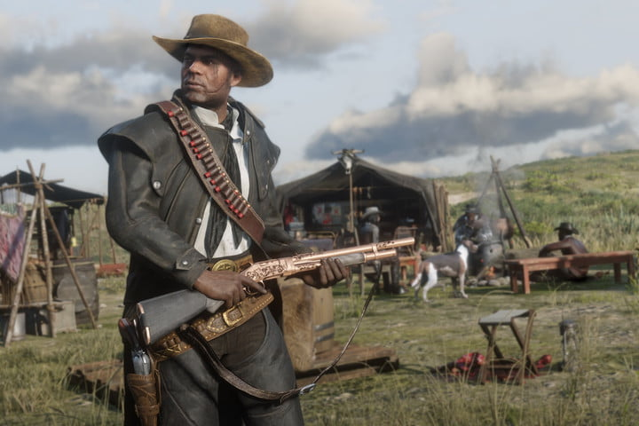 A character from Red Dead Redemption.