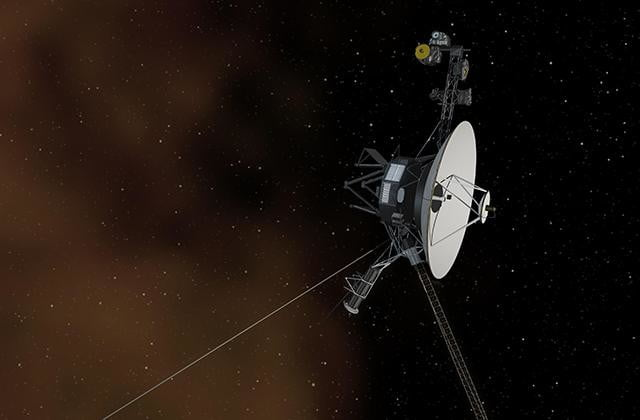 The Voyager spacecraft continue to make discoveries even as they travel through interstellar space. In a new study, University of Iowa physicists report on the Voyagers' detection of cosmic ray electrons associated with eruptions from the sun--more than 14 billion miles away.
