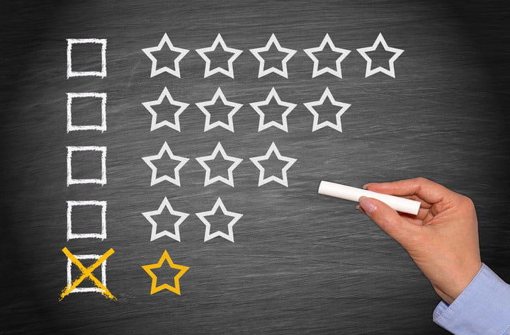 consumer review fairness act protects negative reviews 29198435  one star only low performance