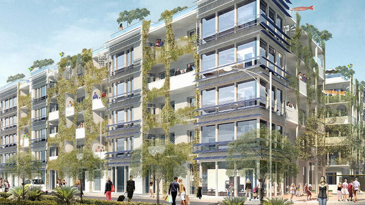 passive housing germany 3063270 slide s 0 this new design is the largest house apartment complex in world copy