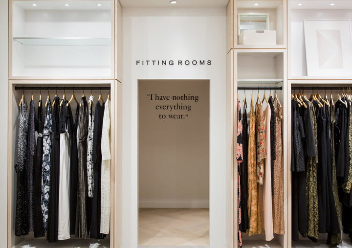 rent the runway flagship store 3066183 inline 932a6331editretouched opens its first