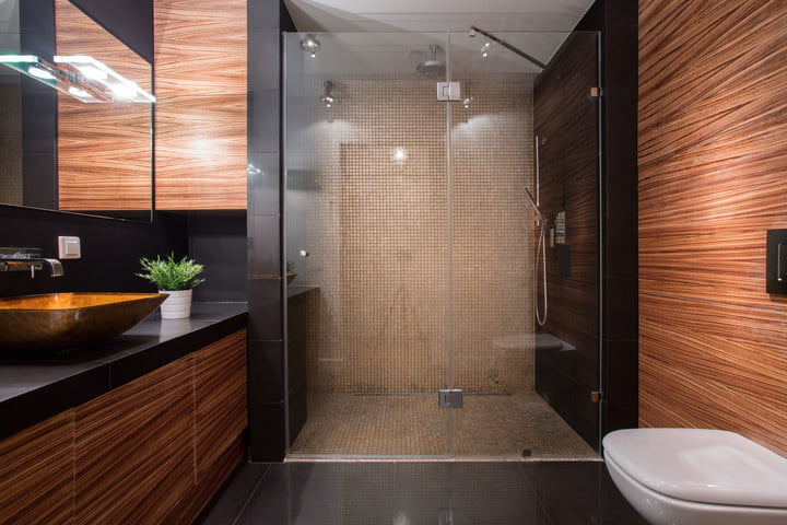high tech bathroom renovations 39262314  picture of wooden details in luxury