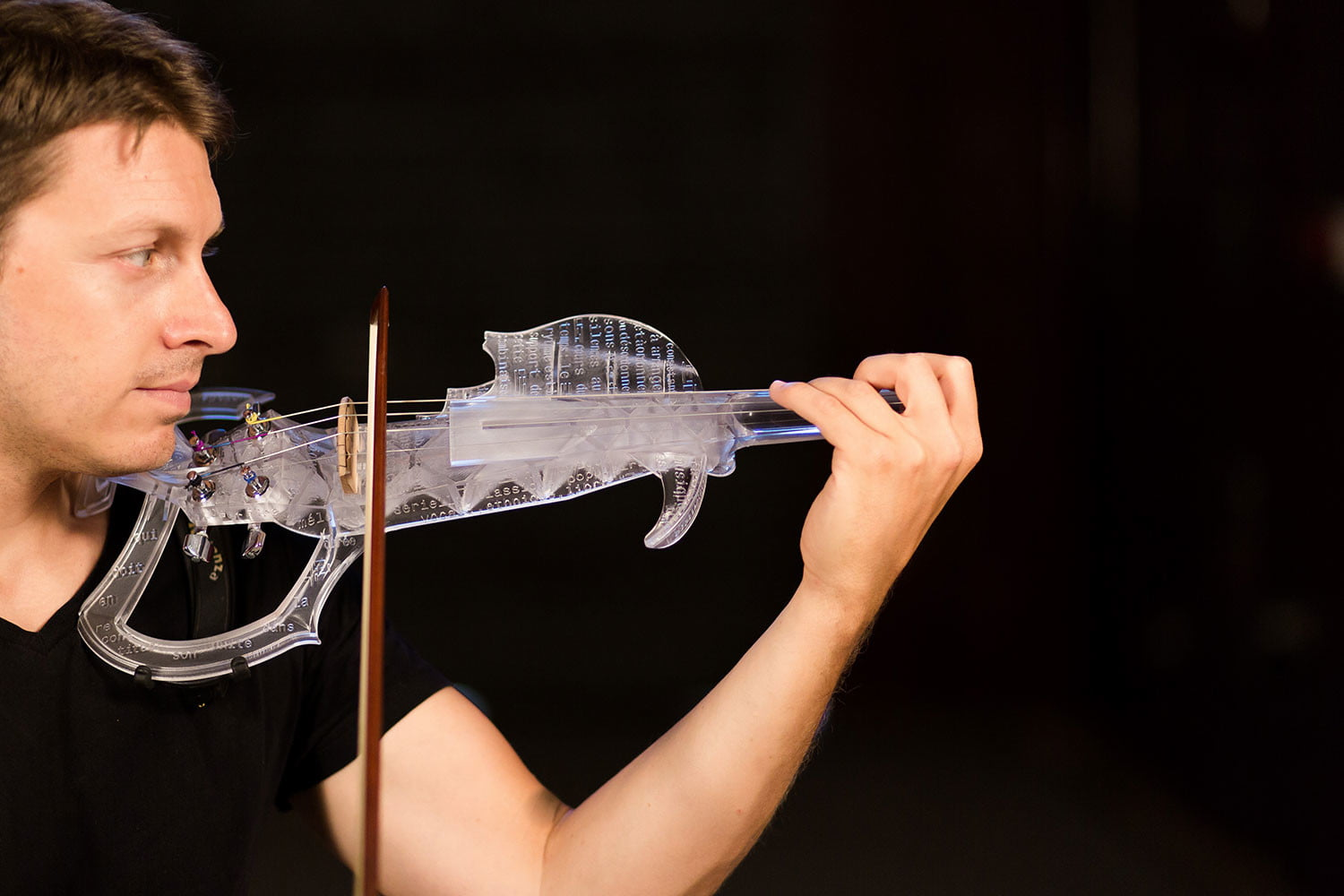 awesome tech you cant buy yet trainerbot 101hero 3dvarius  3d printed electric violin