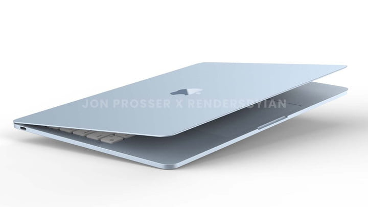 Don't be mad, but the next MacBook Air will probably have white bezels