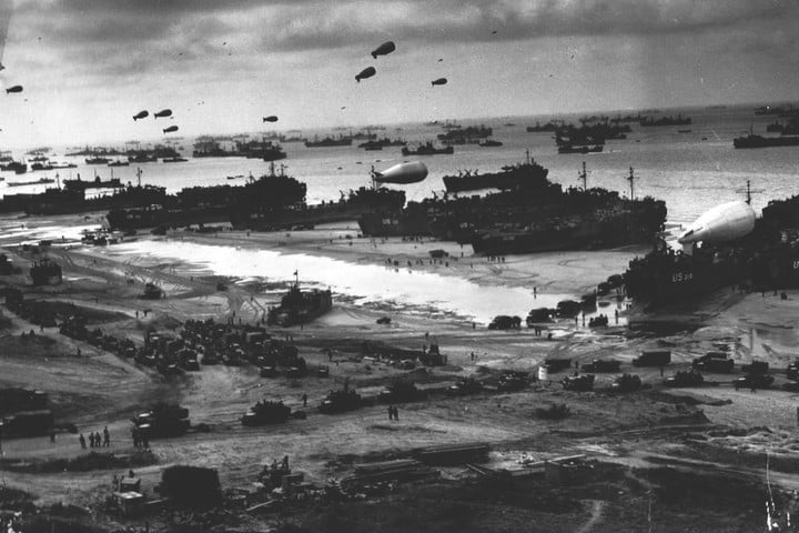 google pays tribute to d day with photos images of official documents 4681792570 fcea509c06 b