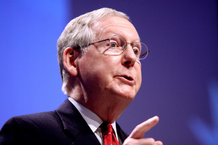patriot act nsa surveillance extension news mitch mcconnell