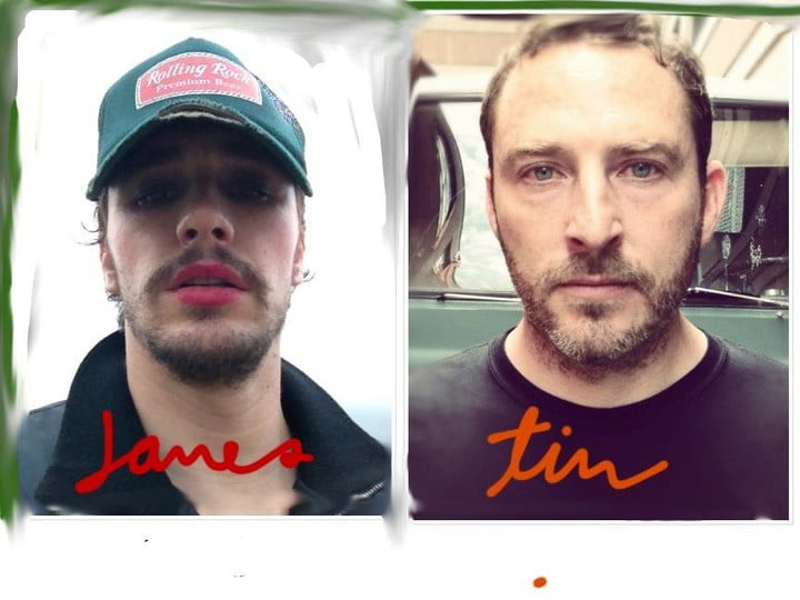 james franco band daddy gets record deal