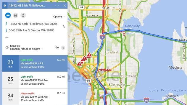 microsoft unveils a redesigned bing maps for the web 5d7ab022