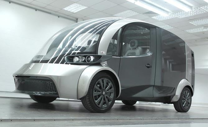 Liberty Electric Cars Deliver