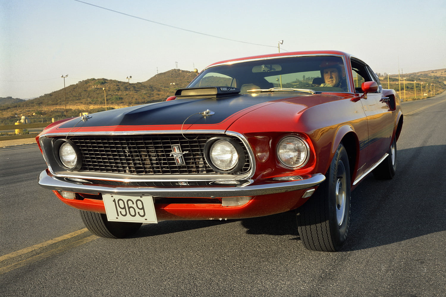 ford mustang history 69 6