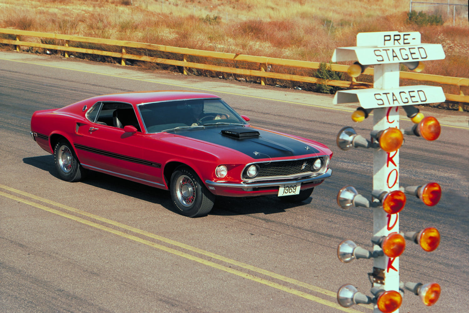 ford mustang history 69 7