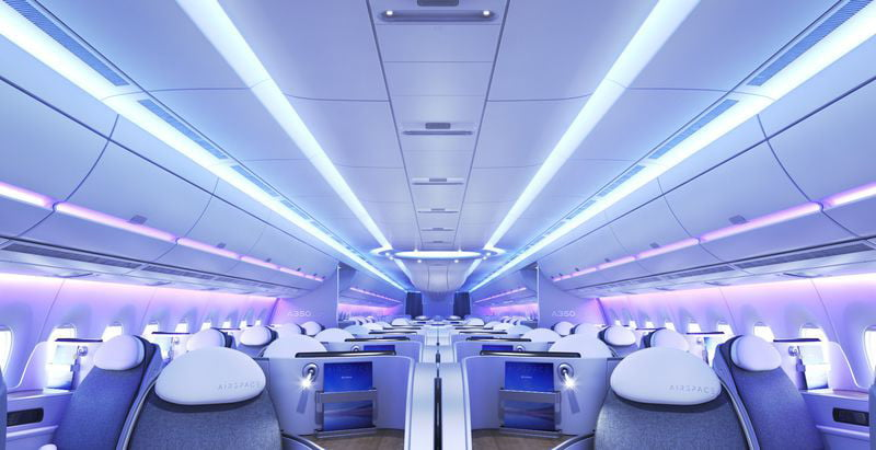 airbus airspace cabin concept 800x600 1458581359 a350 xwb by leadshot 005