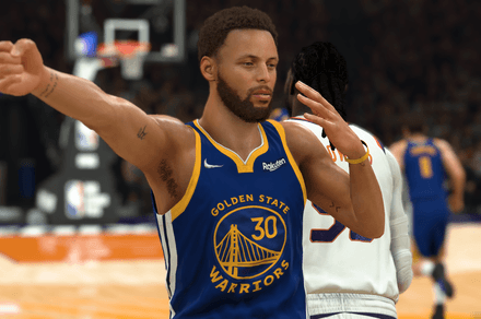 The best 3-point shooters in NBA 2K22
