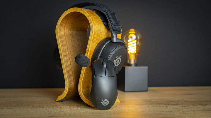 SteelSeries Prime Wireless mice, Arctis Prime headset review: Gaming prime time?