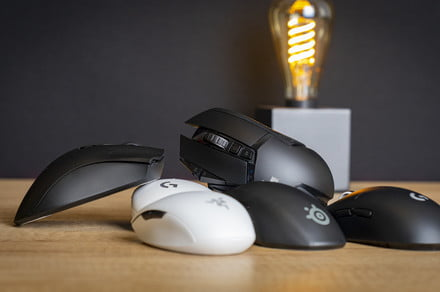 The best gaming mice