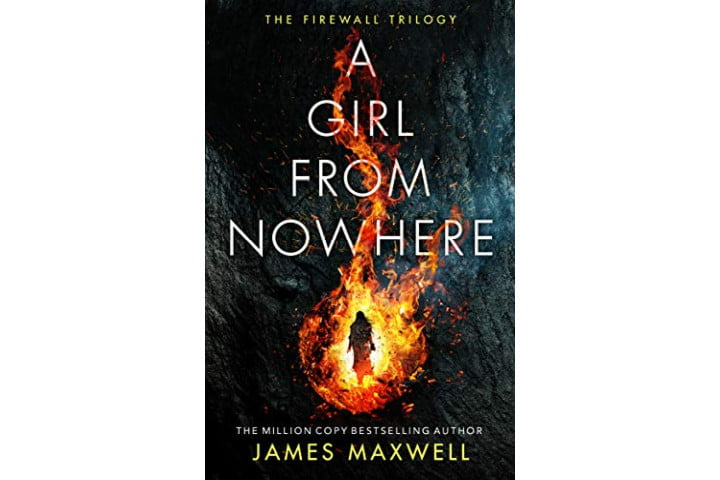 A Girl From Nowhere by James Maxwell.