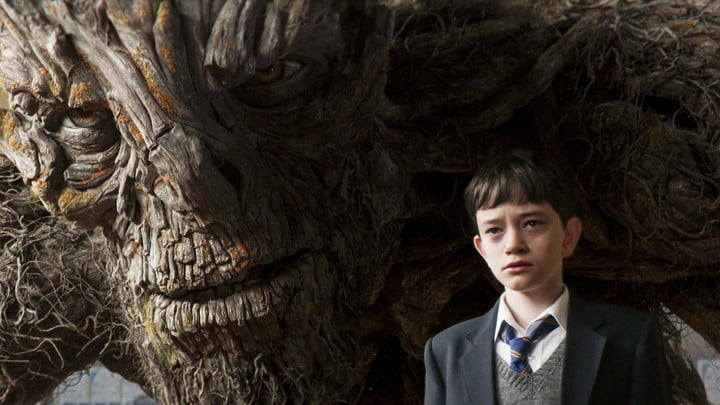 A Monster Calls, the best fantasy movies on Netflix