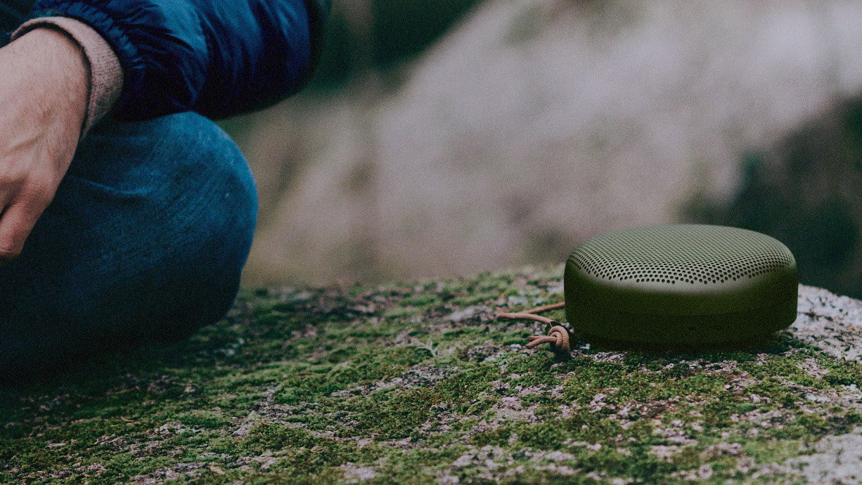 bang and olufsen beoplay a1 now available outdoor 24h