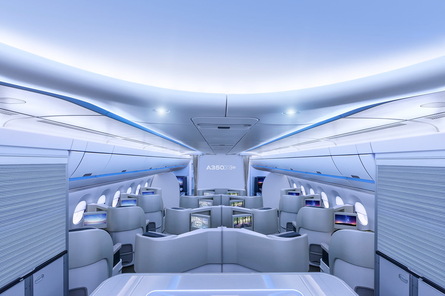 airbus airspace cabin concept a350 xwb by design 001