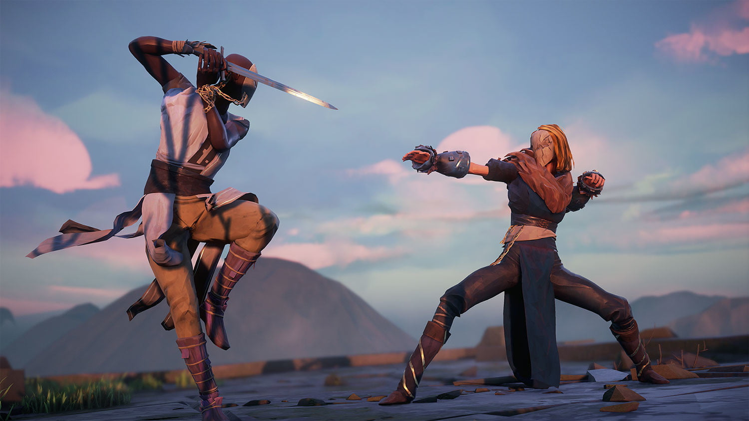 absolver hands on  screen 1