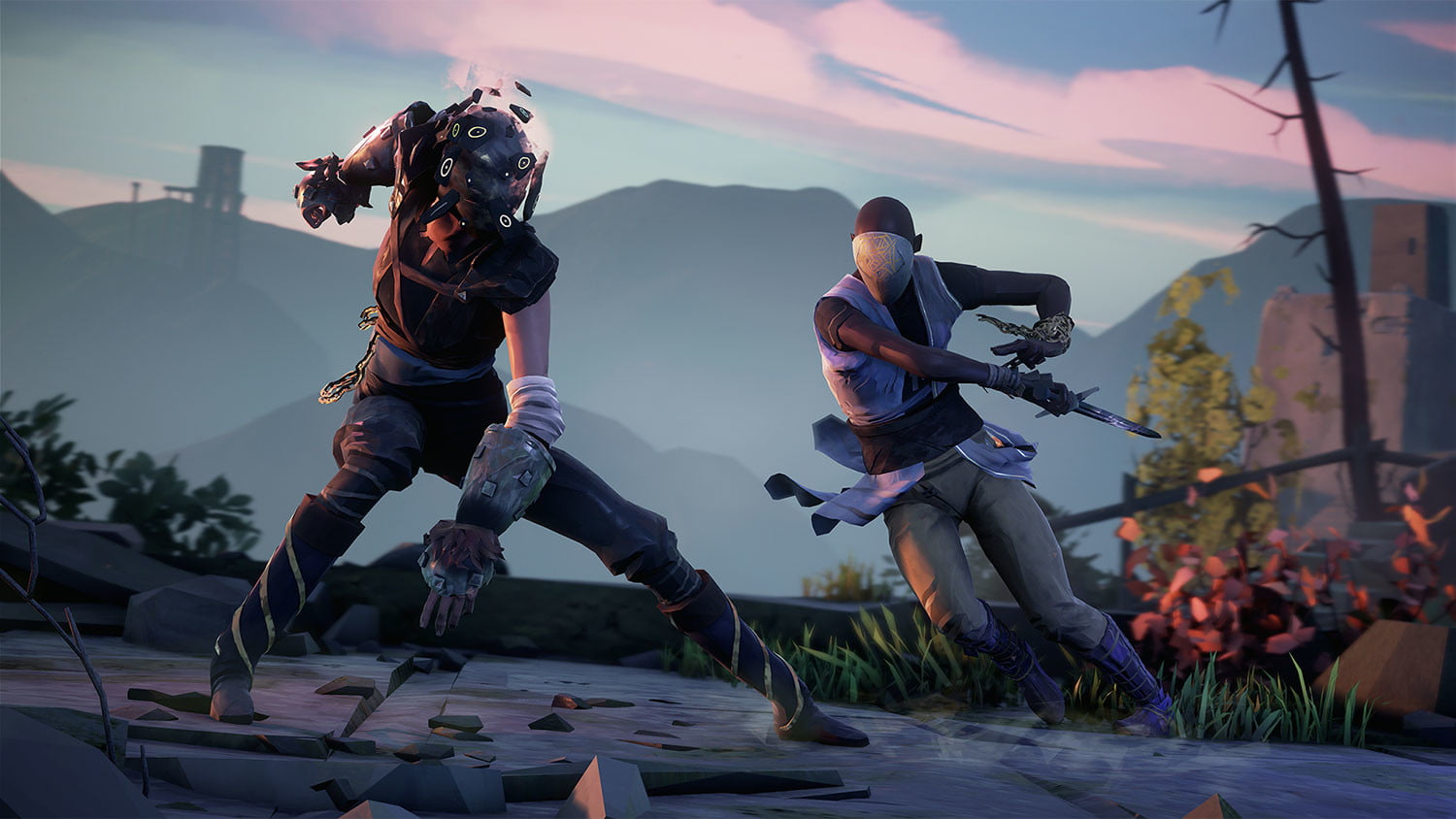 absolver hands on  screen 4