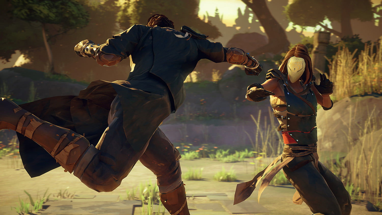 absolver cooperation is as important competition screens  3