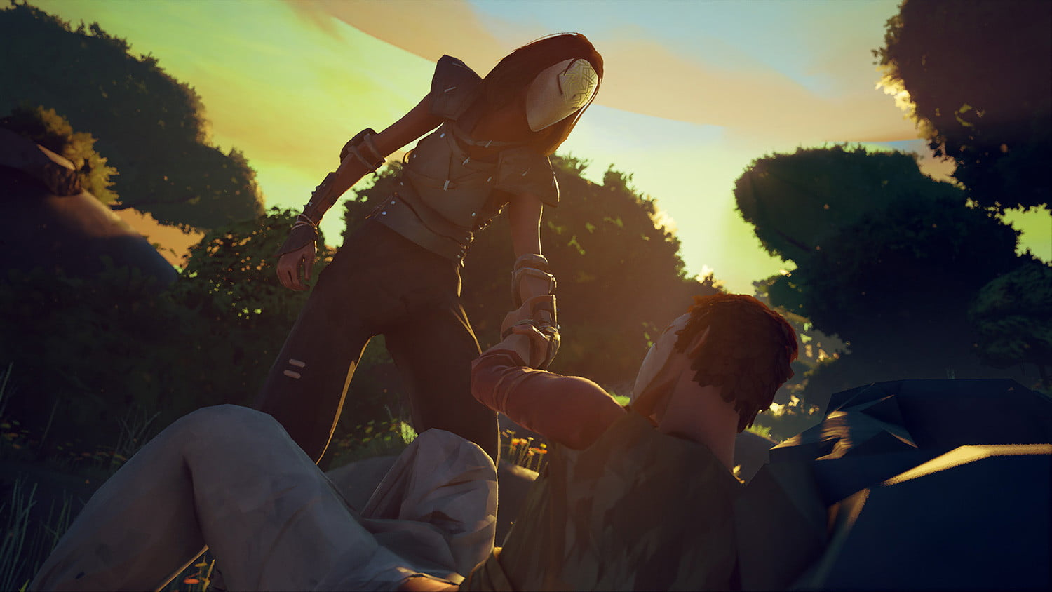 absolver cooperation is as important competition screens  5