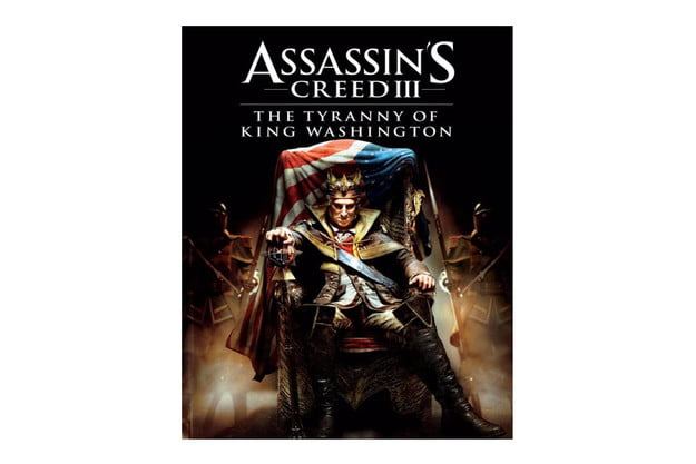 assassins creed 3 the tyranny of king washington part redemption review ac3 tkw cover art