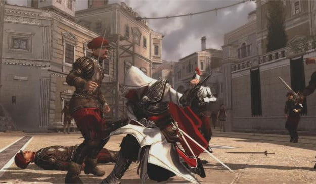 assassins creed brotherhood review acb story trailer