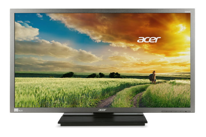 acer reveals b286hk 28 inch 4k monitor specs price release date
