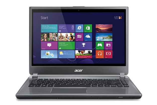 what type of touchscreen laptop is best for you acer aspire m5 touch review press