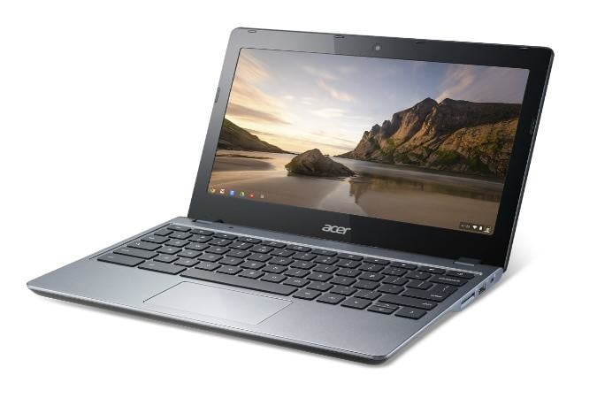 hp unveils releases reveals c720 2848 chromebook amazon best buy acer previewed at idf forward angle