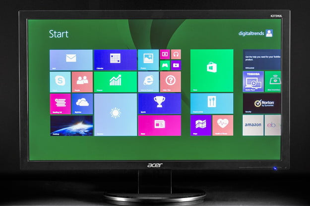 Acer K272HUL review monitor