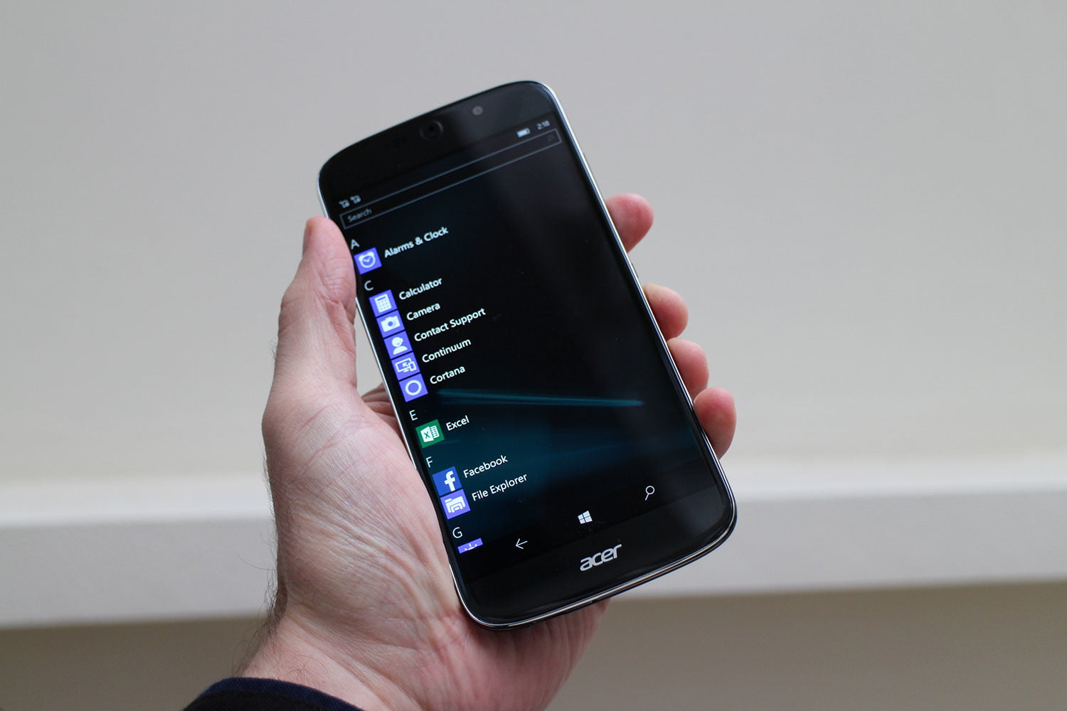 acer liquid jade primo hands on 9724