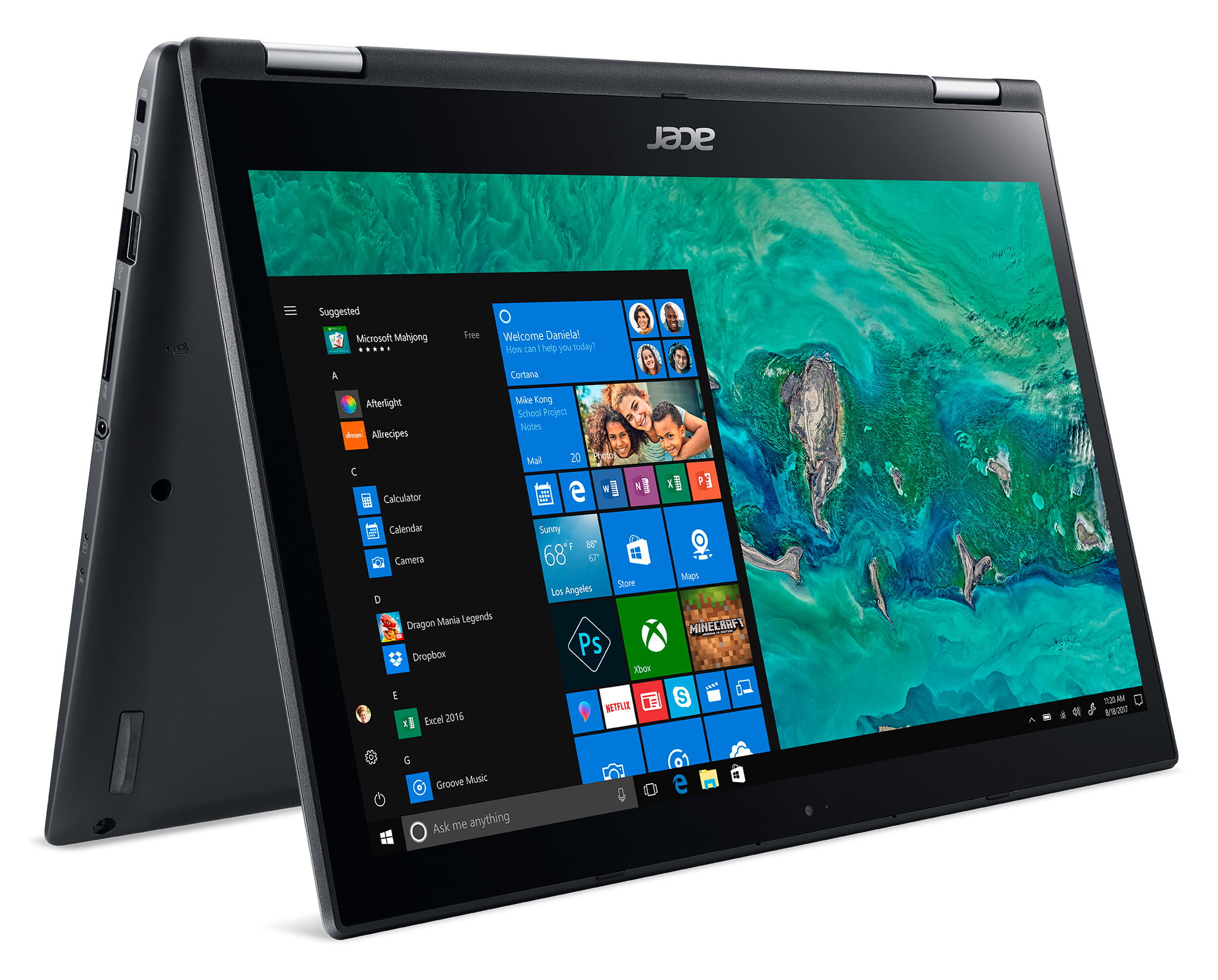 acer laptop swift 7 news ces 2018 spin 3  sp314 51 05
