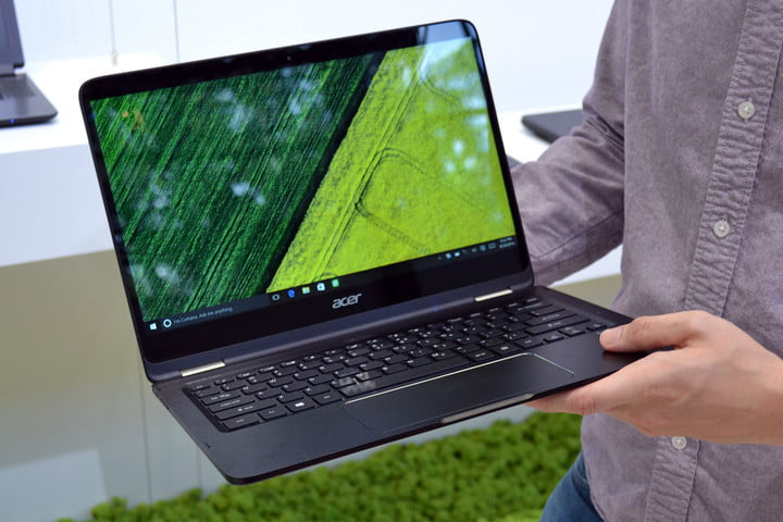 Acer Spin 7 Hands On