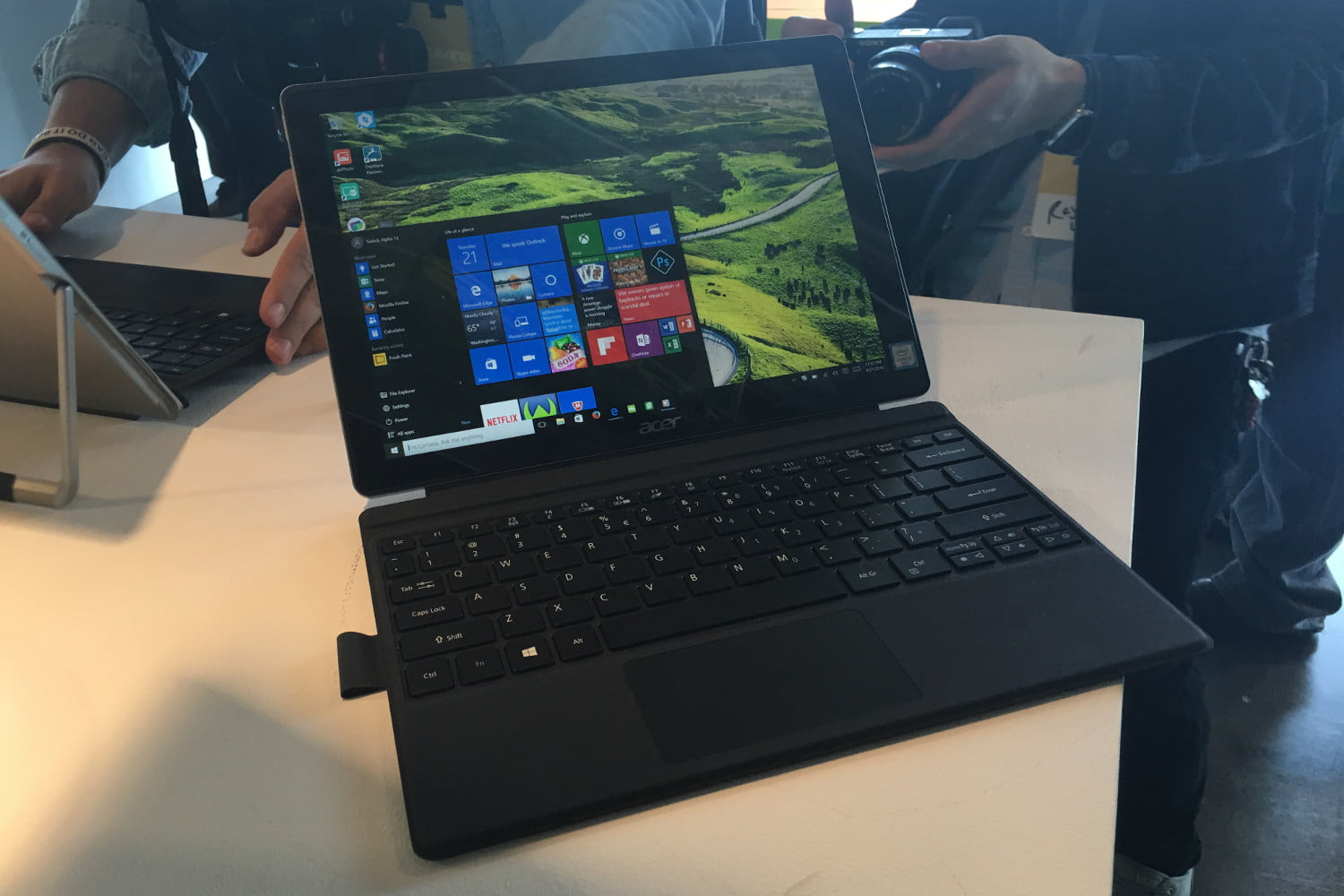 acer nyc event pc refresh acerswitchalpha12 handson 3