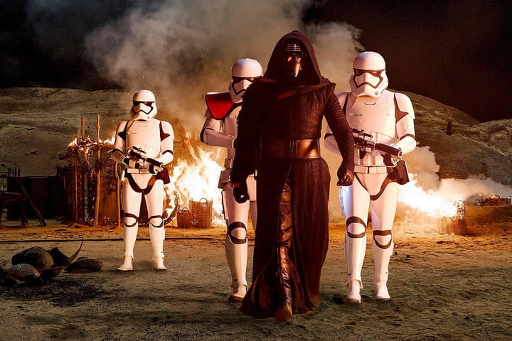 star wars tv series abc achievement in sound mixing  the force awakens