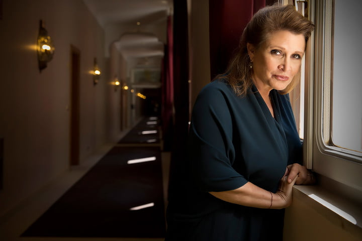carrie fisher star wars episode ix 9 actress feat
